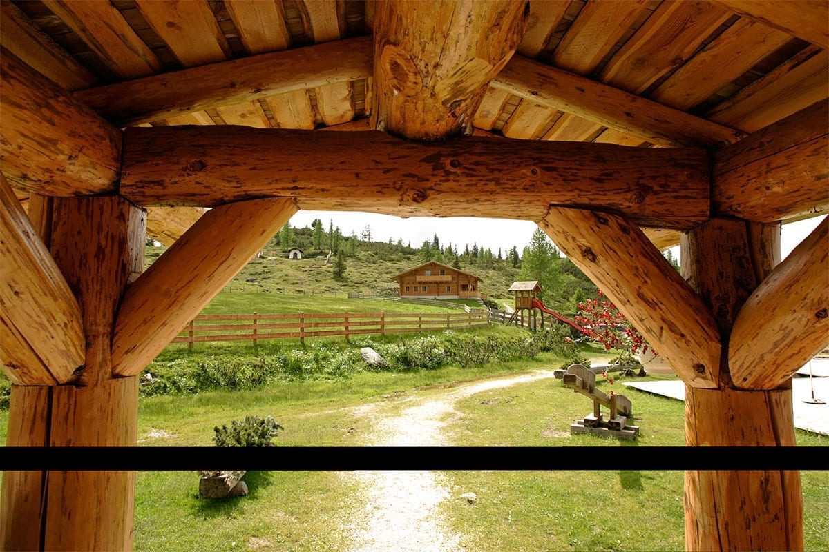 Ausflugsziel im Salzburger Land, Alpengasthof Trinkeralm