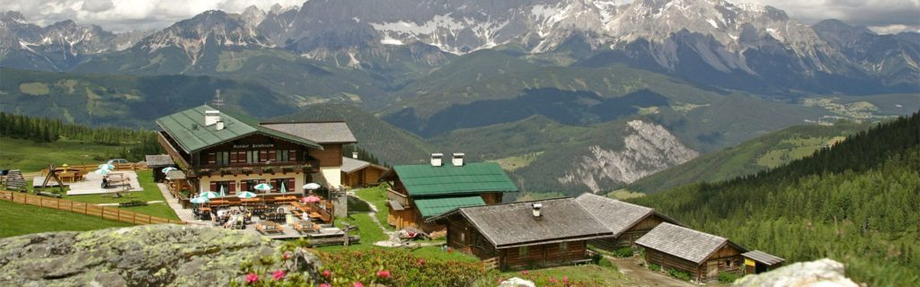Ausflugsziel & Selbstversorgerhütte Trinkeralm in Forstau, Fageralm