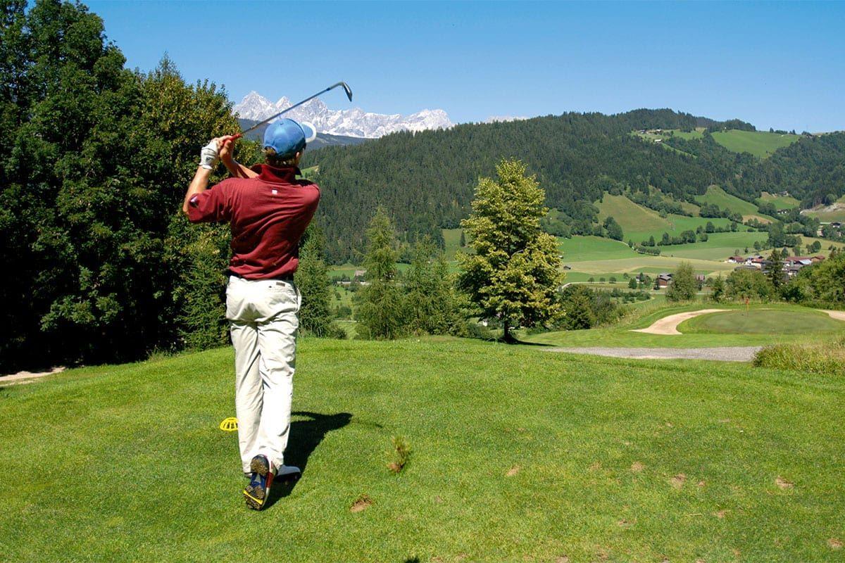 Golfclub Radstadt - Radstadt, Salzburger Land