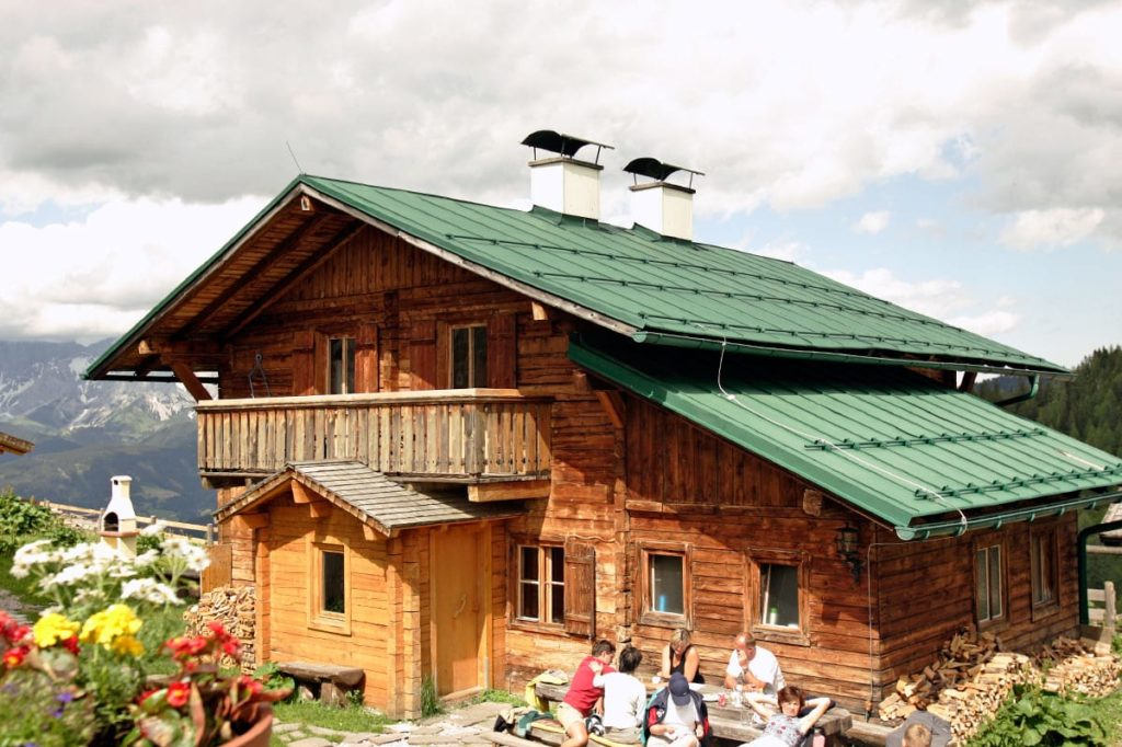 Selbstversorgerhütte im Salzburger Land, Trinkeralm 1