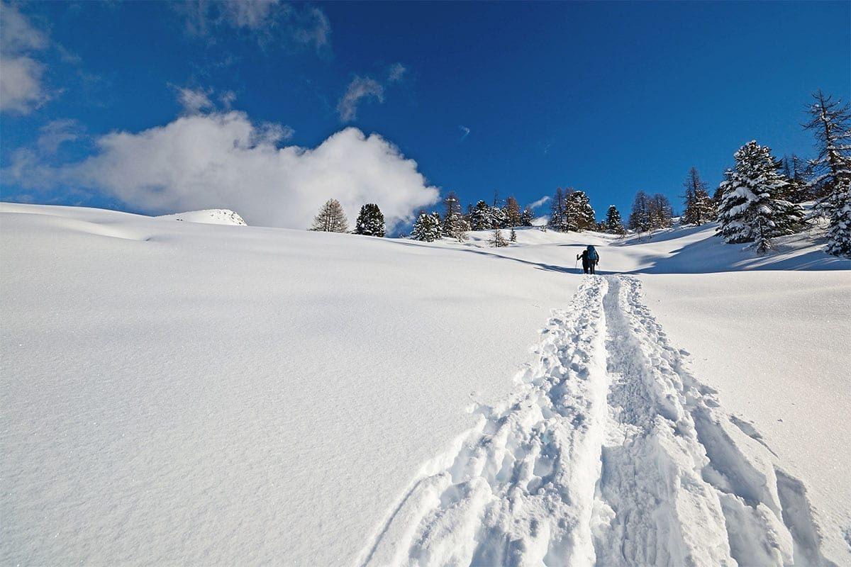 Skitouren im Winterurlaub in Forstau, Ski amadé